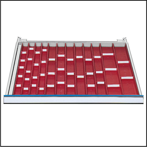 schubladeneinteilung muldenplatten und steckw nde 50 mm top. Black Bedroom Furniture Sets. Home Design Ideas