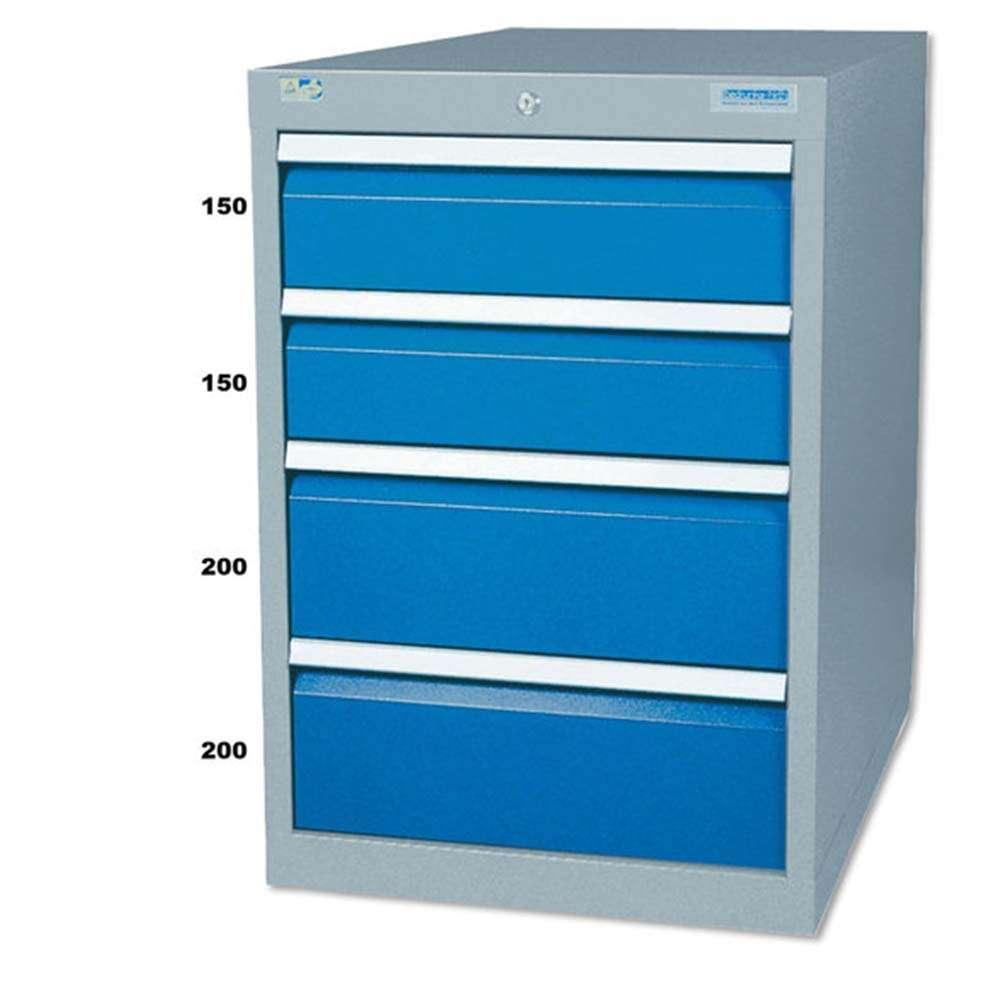 Schubladenschrank - Lagertechnik Qualität